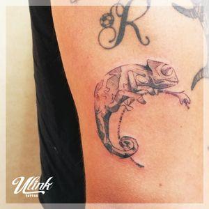 #chameleon #sketchtattoo #sketch #sketchstyle