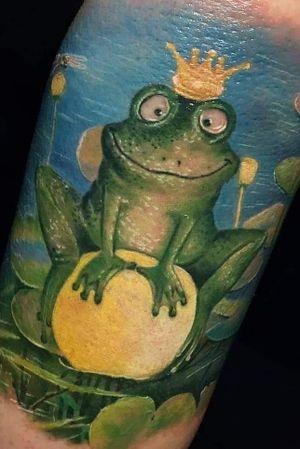Kingfrog