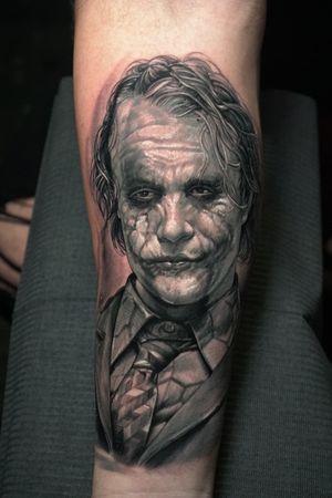 Joker ! Working in Manhattan!