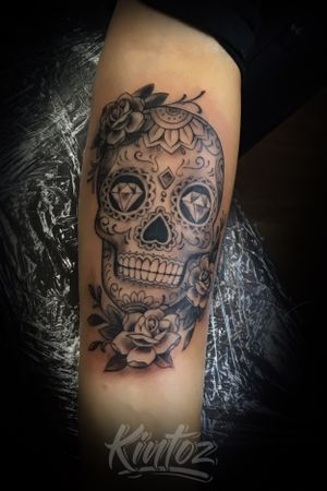 Dia De Los Muertos Tattoo Session. Book Your Appointment Today. #atlanta #atl #tattoo #tattoos #blackandgreytattoo #blackandgreytattoos #ink #atlantatattoos #atlantatattoo #tattooed #tattoosforgirls #tattoolife #chicano #mexican #clown #tattooartist #tattooart #tattooapprentice #tattooshop #singleneedle #blackandgrey #ink #girl