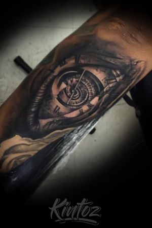 Clock Eye Tattoo Session #atlanta #atl #tattoo #tattoos #blackandgreytattoo #blackandgreytattoos #ink #atlantatattoos #atlantatattoo #tattooed #tattoosforgirls #tattoolife #chicano #mexican #clown #tattooartist #tattooart #tattooapprentice #tattooshop #singleneedle #blackandgrey #ink #girl