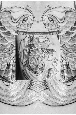 Handpoked#traditional#tattoo#freehand#inklove#blacktattoo#buntfürsleben#dotwork#studio#onelove#silverbackink#stickandpoke#handpokers#stickandpoked#handmadetattoo#