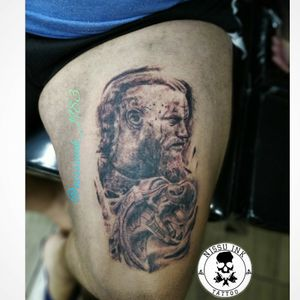 #ragnarlothbrok #tattoorealism #Vikings