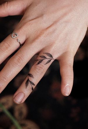 Tattoo by tattooing nature