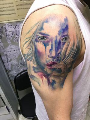 #tattoo #watercolor #watercolortattoo #color #colortattoo #ink #inked #inkedmen #girltattoo #splashtattoos #tattooed #tattoos #art #stuff #tattoostuff #STUFFTATTTOO #stufftattooandpiercing #STUFFstudio #ink_tag
