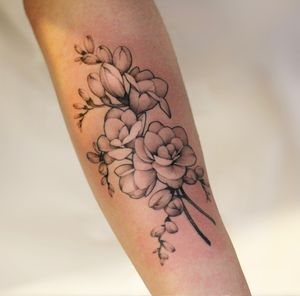Tattoo by Adelier ink