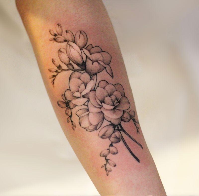 Tattoo from adela