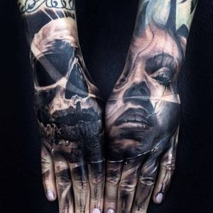 Tattoo by Seattle Tattoo Ink.