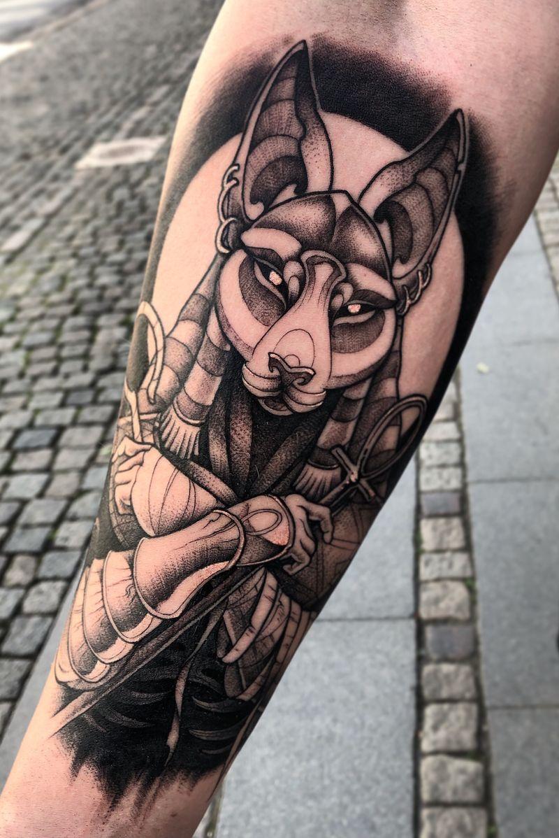 Tattoo from Alex Cappellini