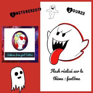 Un fantôme de Mario à adopter ;) @sakurairongirltattoo #tattooflash #flashtattoo #videogame #mario #tattoofrance #francetattoo #ghost #fantome #Inktober2019 #graphictattoo #tattoographic #tattoocolor #tatoo #tattoos #tatouage #tatouages #tattoodo #neotradtattoo #neotraditionalfrance #neotraditionaleurope #frenchtattooflash #instapic #flash #Inktober2019 #TheFrenchInktober