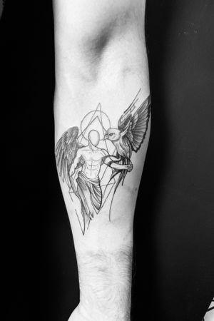 #blackworktattoo #tattoo #tattoos