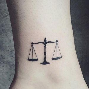 #tatooartist #libra