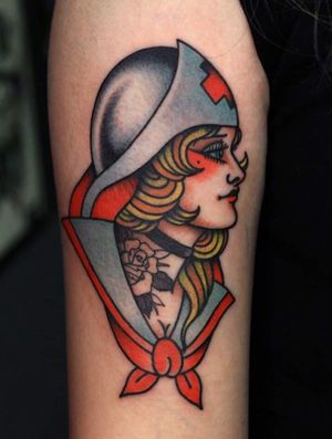tattoo by mick gore
