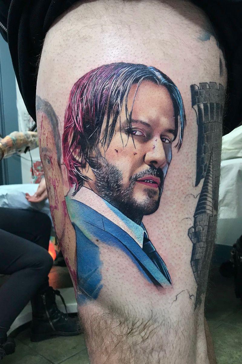 Tattoo from David Corden