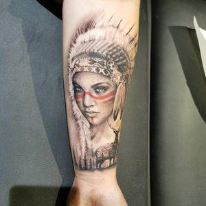 1ère session projet amérindienne in progress by thedoud. @prilaga #tattoostudio #tattooart #tattoodesign #tattoo2me #tattoos #tattoo #tattooworkers #tattoostyle #tattooer #tattooist #tattoooftheday #tattoodo #tattooink #tattooed #prilaga #tattoosleeve #tattoomodel #tattoosofinstagram #tattooing #tattooflash #tattoolife #tattooartist #tattoolove