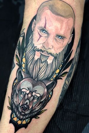 Trabajo realizado en Bastida'S Tattoo Studio