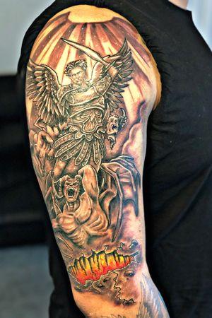 Arcangel tattoo