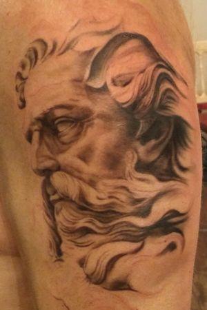 Tattoo from Stephane Boudreau