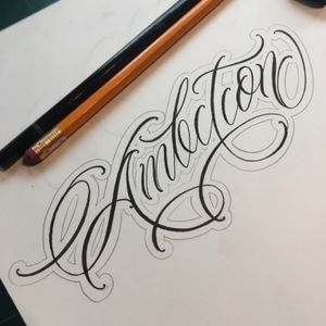 """Daily sketch - """" Ambition """""""