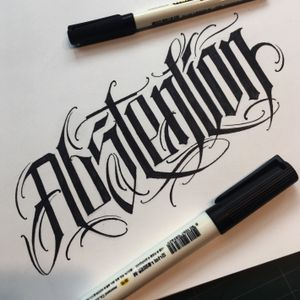 """Daily sketch-""""Abstention"""""""
