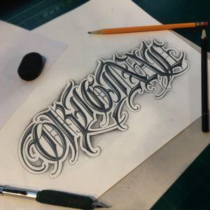 """Daily sketch - """" ORIGINAL """""""