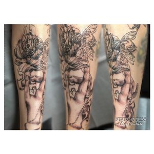 Tattoo from Eva  Chris Couture