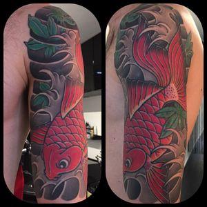 Tattoo from Alessandro