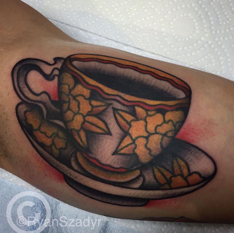 Tattoo from Ryan Szadyr