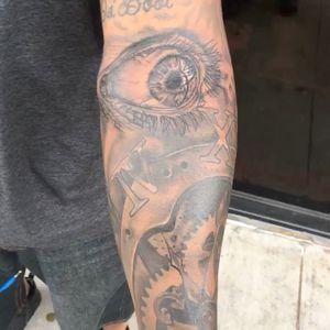 Realistic eye!!