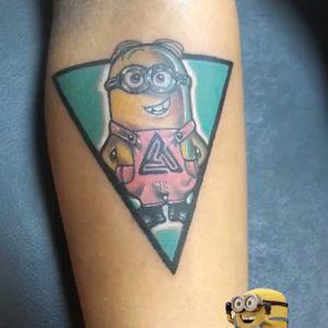 Minions tattoo
