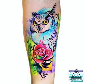 Howling wolf by @inkporttattoo #Москва #abstractowl #rosetattoo #owl #moscowtattoo #space #tattooartist #акварельтату #moscow #watercolor #usa #tattoomoscow #tattoo #татуировка #watercolortattoo inkporttattoo #inkporttattoo #msk #татумастер #dotworktattoo #тату #watercolortattoos #abstract #abstracttattoo #europe
