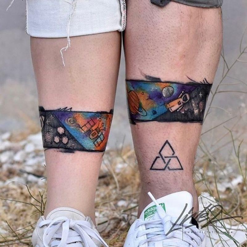 Tattoo from The Burning Eye Tattoo