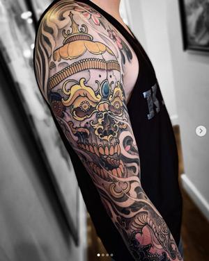 Tattoo from FIBS