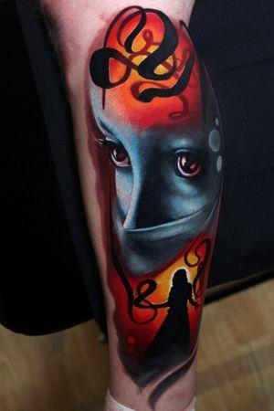 #tattoo #colortattoo #minneapolis #mnrealism #dinkytown #ruubenart