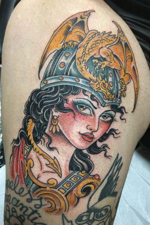 Done at highscore tattoo Bolzano