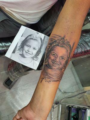 Retrato hija