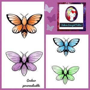 Voici la variante des papillons. Cette fois-ci en couleur . D'autres couleurs sont disponibles @sakurairongirltattoo #tattooflash #flashtattoo #magic #dark #tattoofrance #francetattoo #butterfly #papillon #inktober2019 #graphictattoo #tattoographic #tattoocolor #tatoo #tattoos #tatouage #tatouages #tattoodo #neotradtattoo #neotraditionalfrance #neotraditionaleurope #frenchtattooflash #instapic #flash
