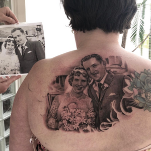 Tattoo from Teneile Napoli