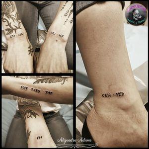 Cause we never have enough protection... ➰❤️➿❤️➰❤️➿❤️➰❤️➿ #tattoo #tatuaje #tatouage #calligraphytattoo #tatuajecaligrafia #tatouagecalligraphie #runetattoo #tatuajeruna #tatouagerune #runestattoo #tatuajerunas #tatouagerunes #rune #runes #runas #protectionsymboltattoo #tatuajedesimbolosdeproteccion #tatouagesymboldeprotection #protectionsymbols #simbolosdeproteccion #symbolesdeprotections #tattoodo #tattoolover #tattoolovers #ferneyvoltaire #tattooferneyvoltaire