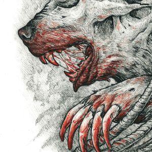 #dotwork #dot #graphic #graphictattoo #bear #design #drawing #illustration #illustrator #illustrative #skull #sketch #skulltattoo #linework #blackwork #art