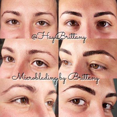 #microblading #eyebrows