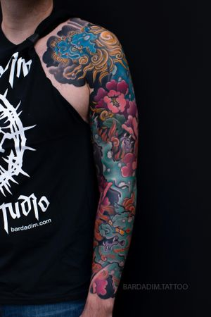 Japanese tattoo NYC