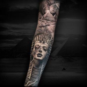 Egypt sleeve