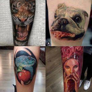 Tattoo by Kelevra Tattoo Studio