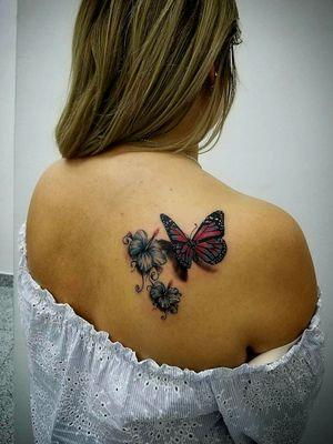 #realistictattoo #3dtattoo #3D #3Dtattoos #realistic #tattooartist #tattooartistmagazine #tattooart #tattooideas #tattooidea #tattoo #tatoo #tato #tatu #tatouages #tatouage #tatuaje #tatuagem #femaletattooartist #femininetattoo #girlswithtattoos #girltattoo #tattoofeminina #tattoobeaterfly #beaterflyttattoo #flawerstattoo #flawertattoo #coloredtattoo