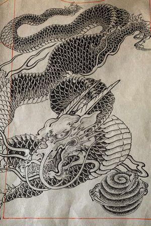 Tattoo from Kensho Ⅱ -Traditional Japanese Tattoo-