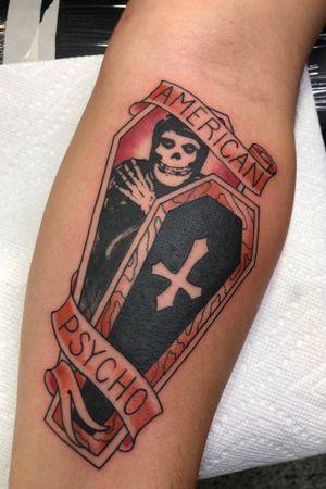 #misfits tattoo