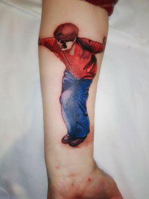 #solidink #tattooart #tattooartist #tattoocolor #tattooartwork