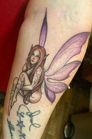 fairy for Melissa