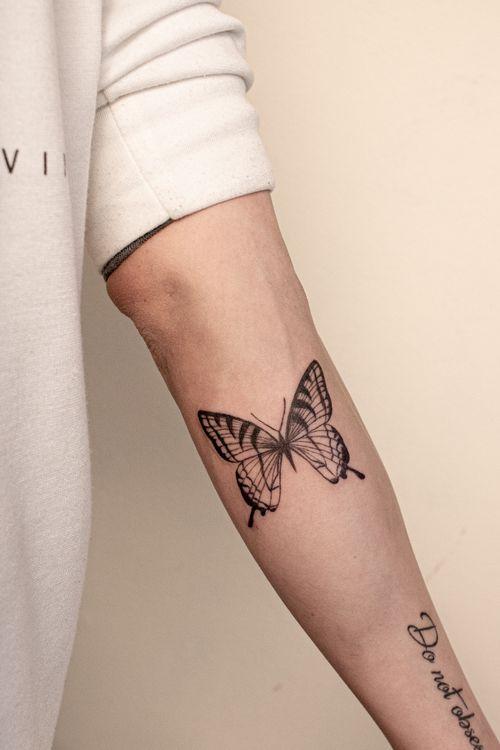 Jayeon #butterfly